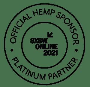SXSW Sponsor badge